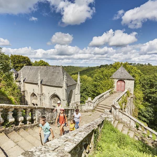 Randonnée des chapelles - Le Faouët © Alexandre Lamoureux