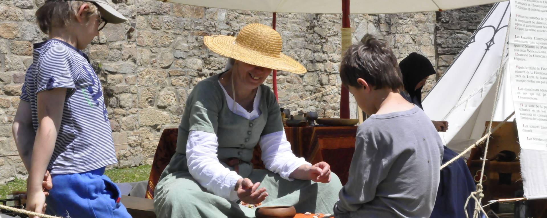 fête médiévale Guémené-sur-ScorffScorff