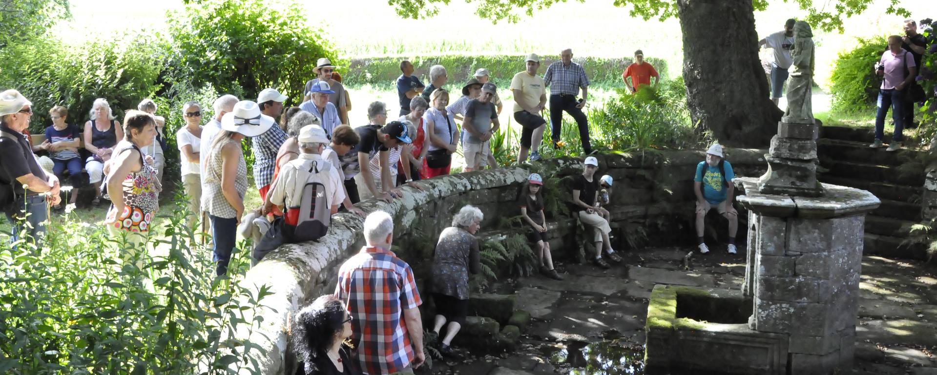 Guided tours for groups © OTPRM