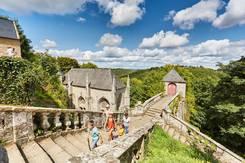 Chapelle Ste-Barbe au Faouët
