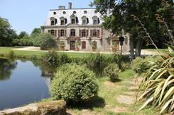 Château de Tronjoly à Gourin