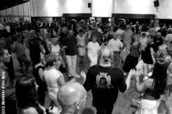 Fest Noz au championnat de sonneurs à Gourin
