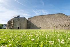 Remparts de Guémené-sur-Scorff