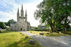 Chapelle St-Fiacre au Faouët