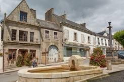 Centre ville de Guémené-sur-Scorff, Petite Cité de Caractère