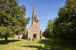Chapelle St-Nicolas à Priziac