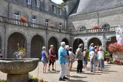 Visite guidée à l'abbaye Notre-Dame de Langonnet