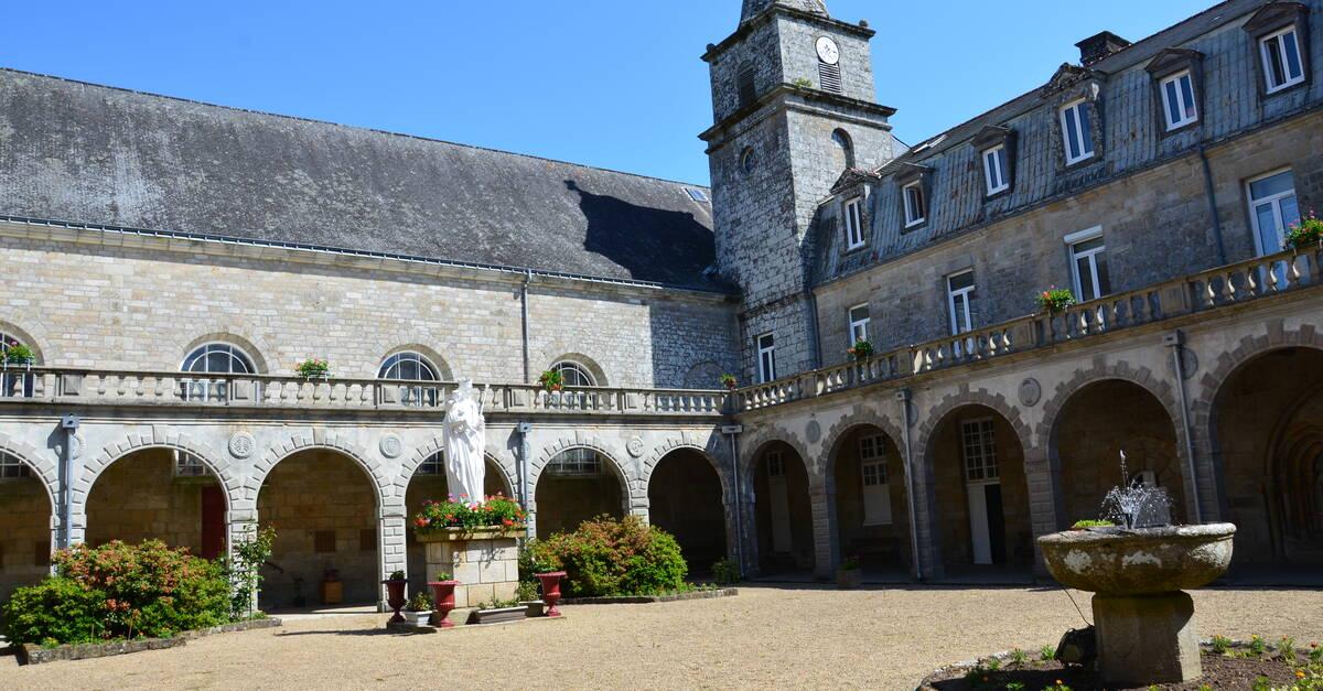 L 39 abbaye notre dame de langonnet site officiel de l - Notre dame de bellecombe office du tourisme ...