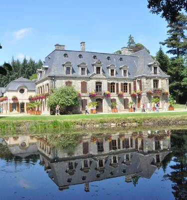 Château de Tronjoly Gourin © OTPRM