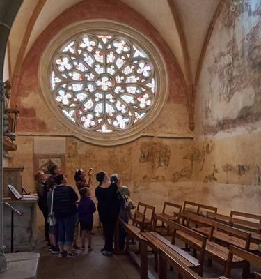 Eglise Notre dame de Kernascléden © MA Gouret-Puillandre