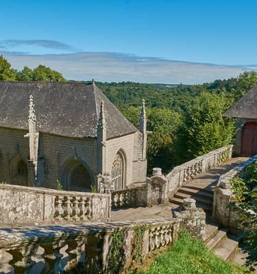 La chapelle Sainte-Barbe © MA Gouret-Puillandre