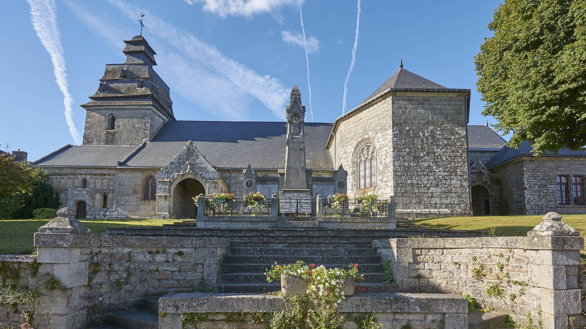 Église Notre Dame de L'Assomption - © M-A Gouret-Puillandre