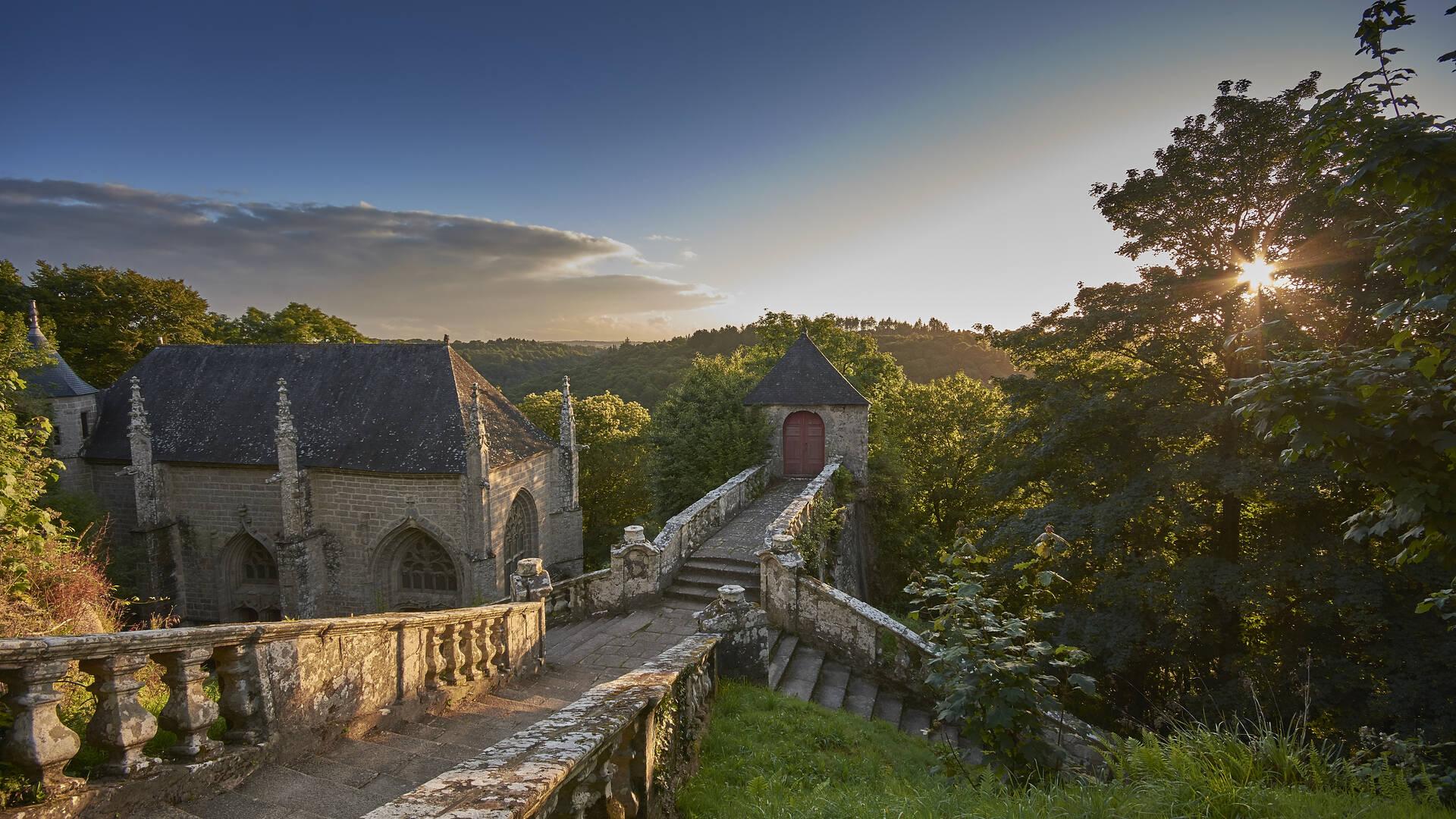Chapelle Sainte-Barbe © MA Gouret-Puillandre