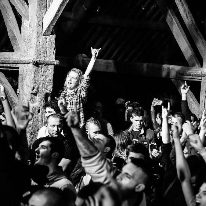 Arkos festival in Le Faouët © Guillaume Kerjean