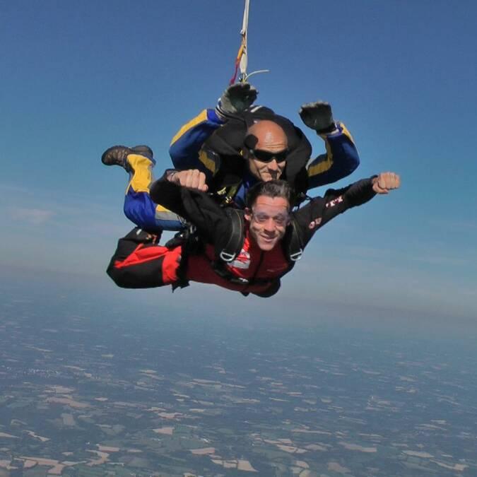 Saut en parachute ©ABS