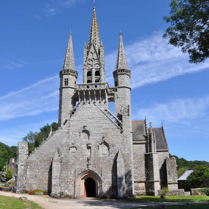 Chapelle St Fiacre - Le Faouët - © OTPRM