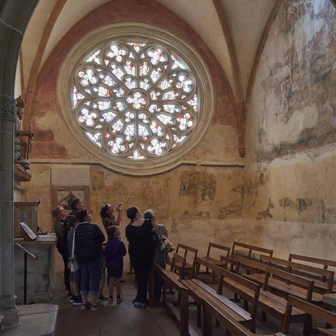 Guided tour, Notre-Dame de Kernascléden - © M-A Gouret-Puillandre